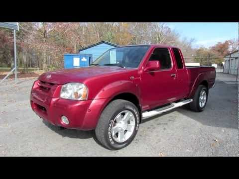 2001 Nissan Frontier SC/V6 Supercharged 5spd Start Up, Exhaust, and