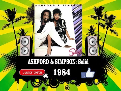 Ashford & Simpson - Solid  (Radio Version)