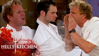 The Best Of Gordon Ramsay On Hell's Kitchen | Part Two