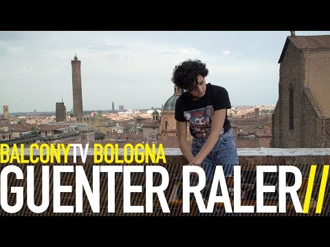 GUENTER RALER - LUCID DREAMING (BalconyTV)