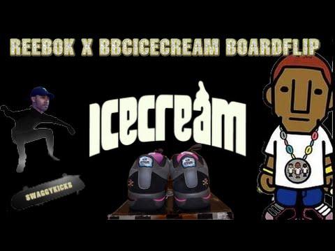 REEBOK x BBCICECREAM BOARDFLIP REVIEW W/ ON FOOT #THROWBACK