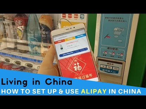 How to Set Up and Use AliPay in China on Your Smartphone - Living in China