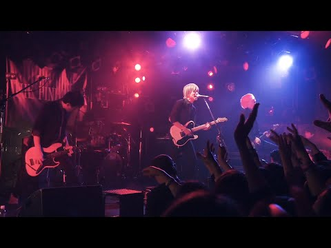 THE PINBALLS「劇場支配人のテーマ」LIVE(2018.2.23@渋谷CLUB QUATTRO)