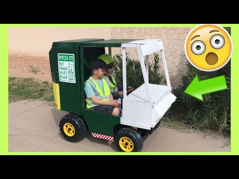 Cars | Garbage Truck Toys Play Time! Family toy fun from Izzy's Toy Time! from YouTube · Duration:  7 minutes 30 seconds