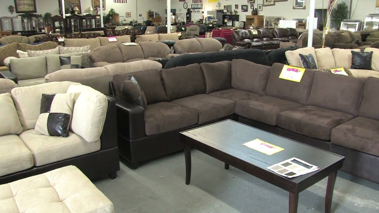 Great Alan Mendelson U0026 American Wholesale Furniture U0026 Mattresses   YouTube