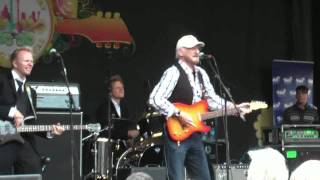Tony Sheridan - Skinny Minnie - Mathew Street Festival 2011
