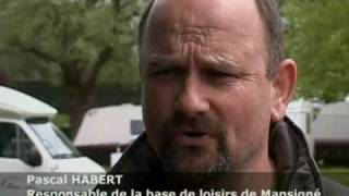 Sarthe/Camping : Un site web pour reserver sa place