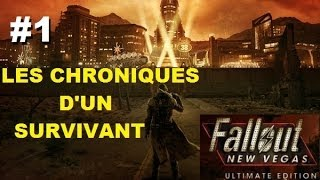 Fallout New Vegas ULTIMATE EDITION #1 Renaissance (Rôle play + mode Hardcore) [FR HD]