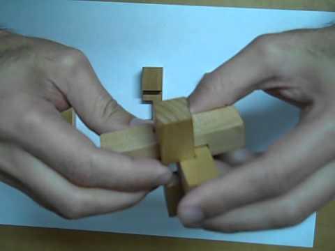 træ puzzle løsning