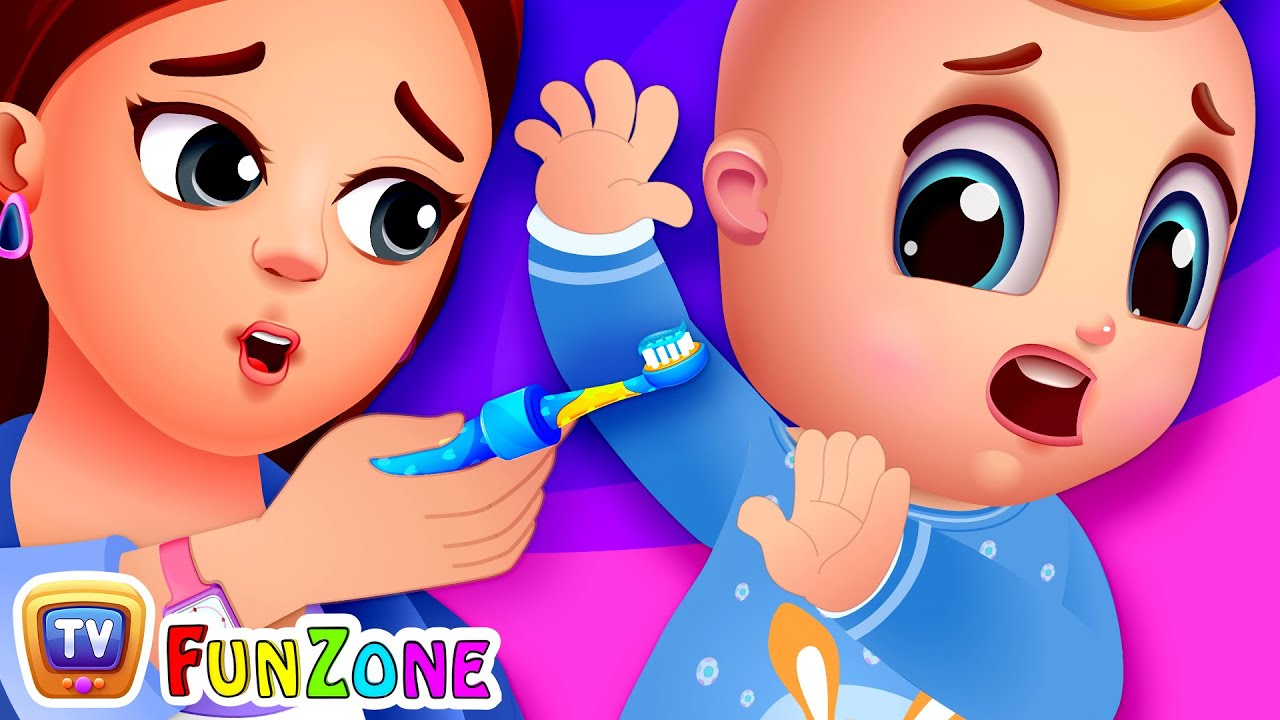 *New* Baby Goes to School Song - ChuChu TV Baby Nursery Rhymes & Kids Songs