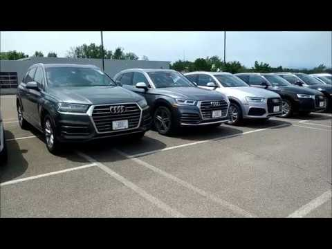 2018 Audi Q3 Vs Q5 Q7 Size Comparison