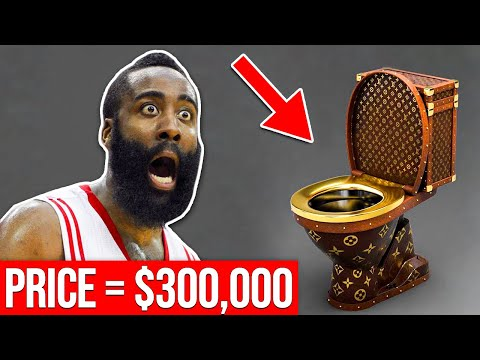 12 NBA Players Spending Their Millions On DUMB Things...