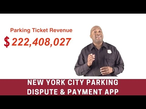 How To Dispute A New York City Parking Ticket | NYC App Pay Parking Ticket