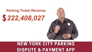How To Dispute A New York City Parking Ticket   NYC App Pay Parking Ticket