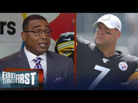 Steelers are already thinking about life after Big Ben — Cris Carter | NFL | FIRST THINGS FIRST
