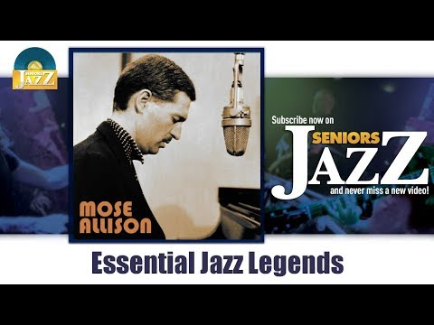 Mose Allison - Essential Jazz Legends (Full Album / Album complet) Mp3