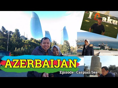 Baku City Tour - Seaside of Caspian Sea