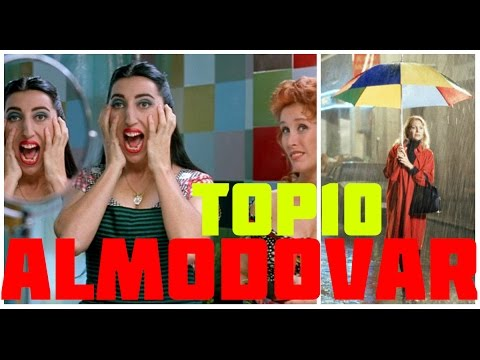 Top 10 Películas de Pedro Almodóvar  Top Ten Almodovar Films