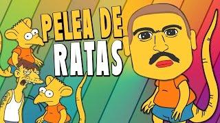 LA MEGA PELEA DE NIÑOS RATA | TROLL-NIÑORATA #195