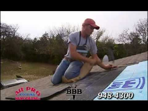 All Pro Roofing commercial.wmv