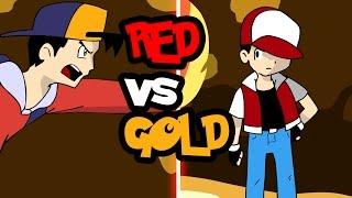 Pokemon Red vs Gold FULL FIGHT MP3