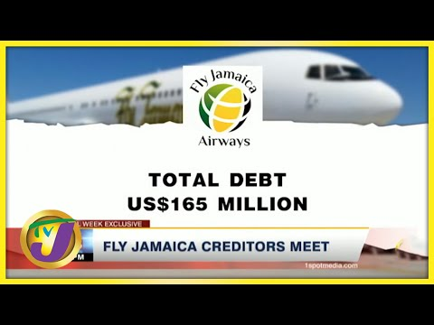 Fly Jamaica Bankruptcy Proceeding | TVJ Business Day - June 25 2021