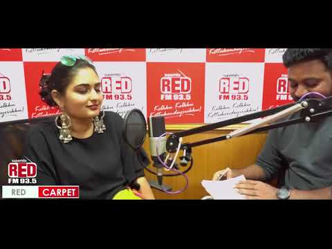 Prayaga Martin   Red FM   Red Carpet   RJ Mike   Red FM