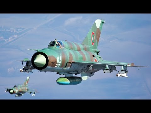 MiG-21 Frontline Fighter Documentary - MADE in the USSR
