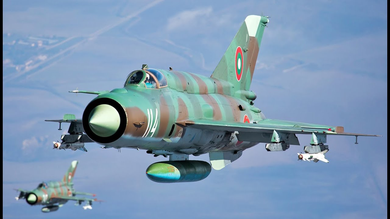 MiG-21 Frontline Fighter Documentary - MADE in the USSR - YouTube