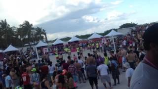 ben dj aka btsound Model Beach Volleyball Tournament