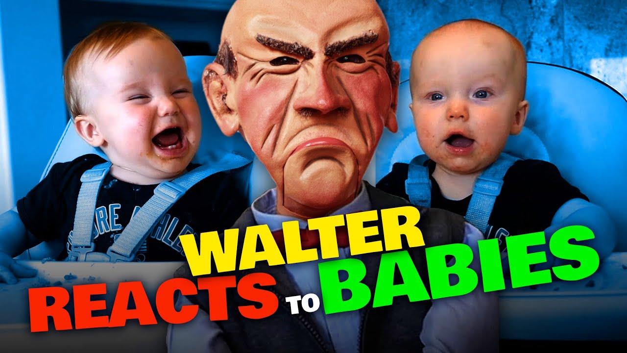 Walter reacts to babies jeff dunham youtube m4hsunfo