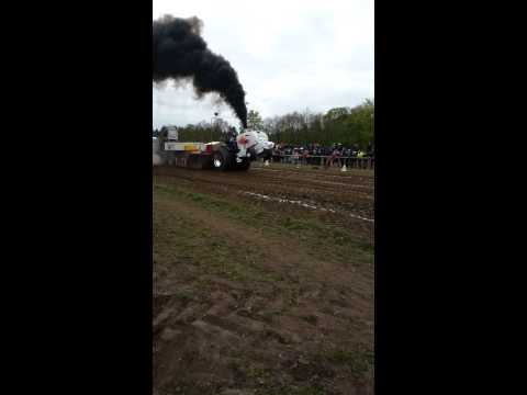Dansk Tractorpulling i Brande