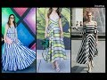 Latest Striped Dresses For Girls - Fashion Diaries by Sanjh