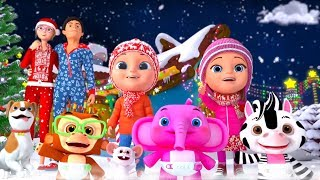 We Wish You A Merry Christmas | Xmas Carols & Songs | Nursery Rhymes for Kids by Little Treehouse