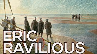 Eric Ravilious: A collection of 127 works (HD)