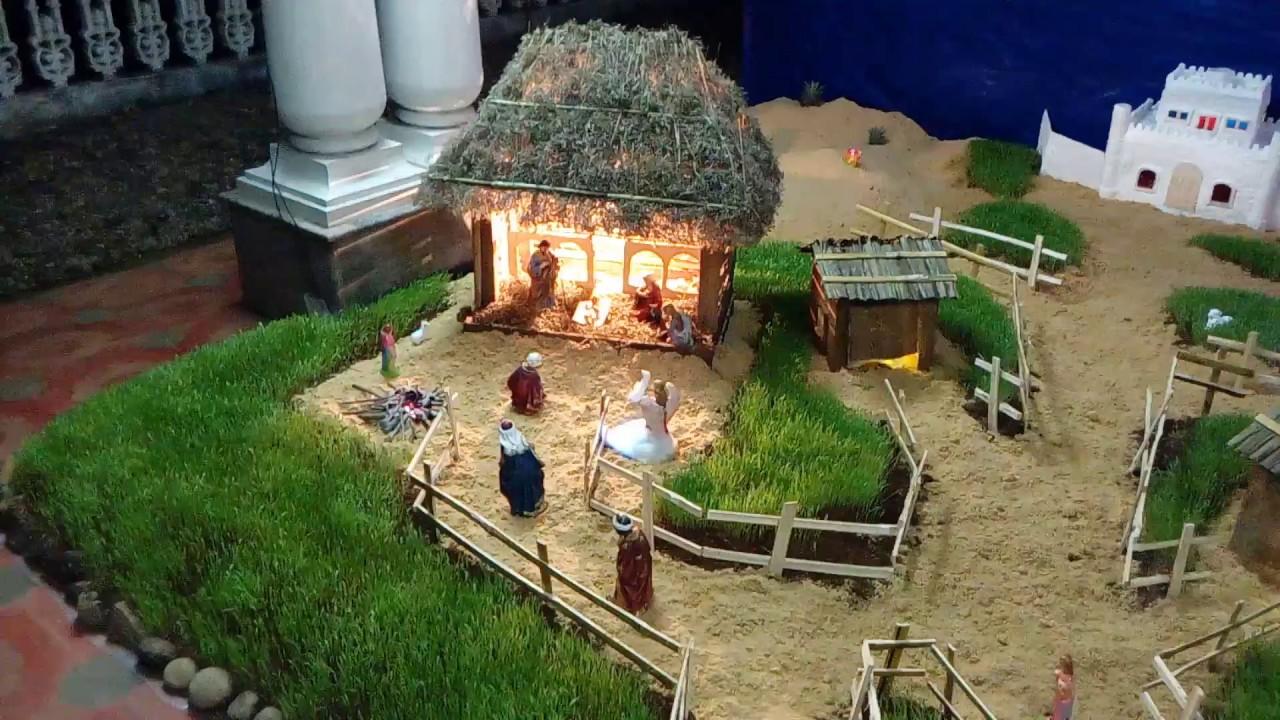 Maltese Christmas Crib hang da giang sinh