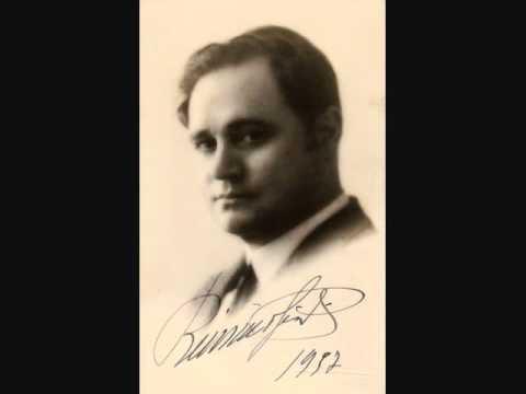 Beniamino Gigli - Plaisir d'amour (1934)