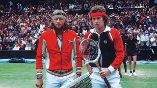 1981 Wimbledon Men's Singles Final: Bjorn Borg vs John McEnroe