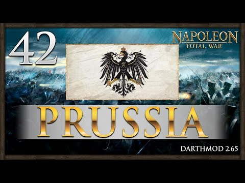 BRITAIN BY LAND! Napoleon Total War: Darthmod - Prussia Campaign #42