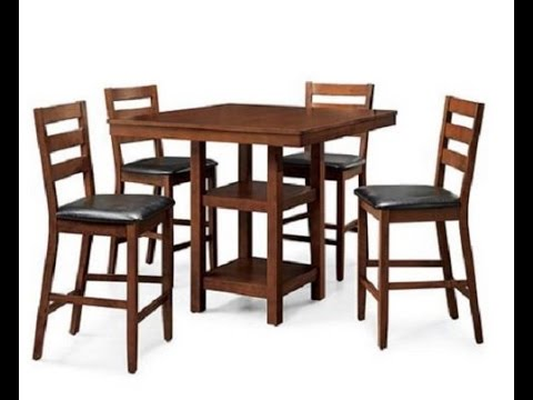 Better Homes And Gardens 5 Piece Counter Height Dining Set