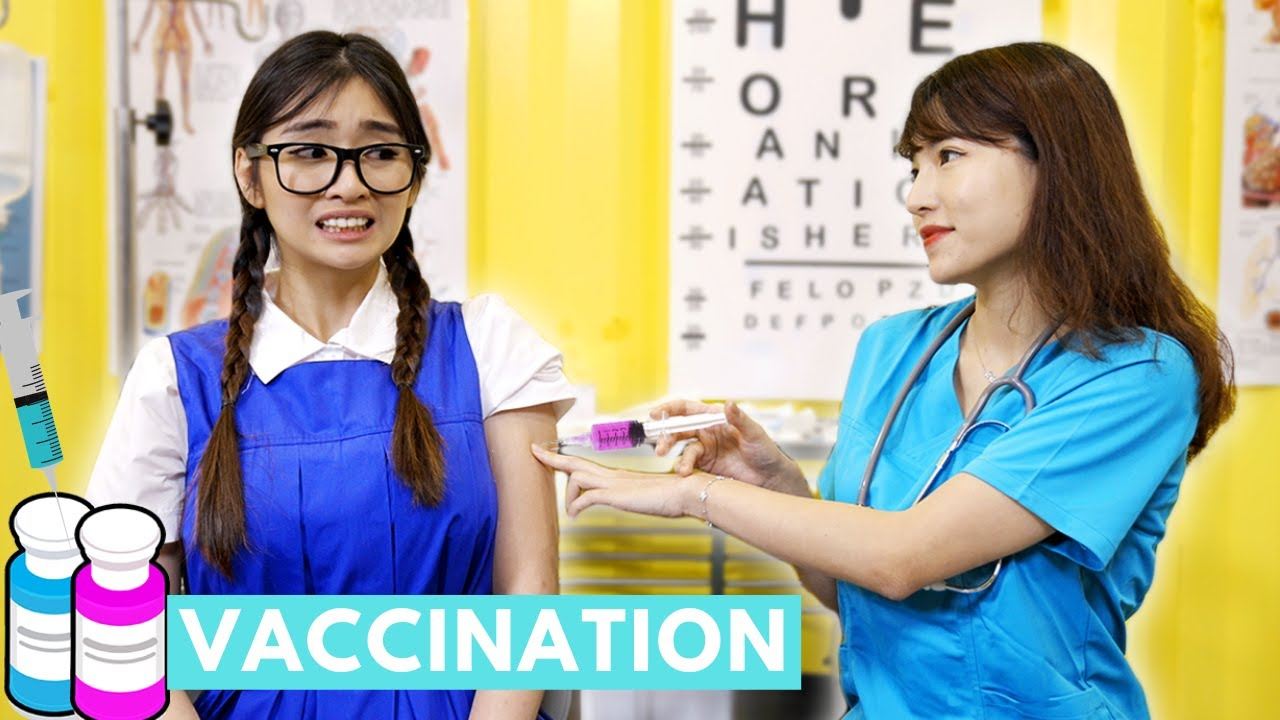 13 Types of People Getting The Vaccine