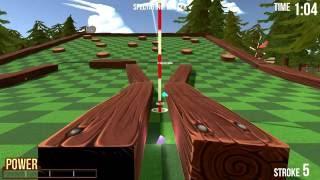 Golf Adventure II The Cone Awakens