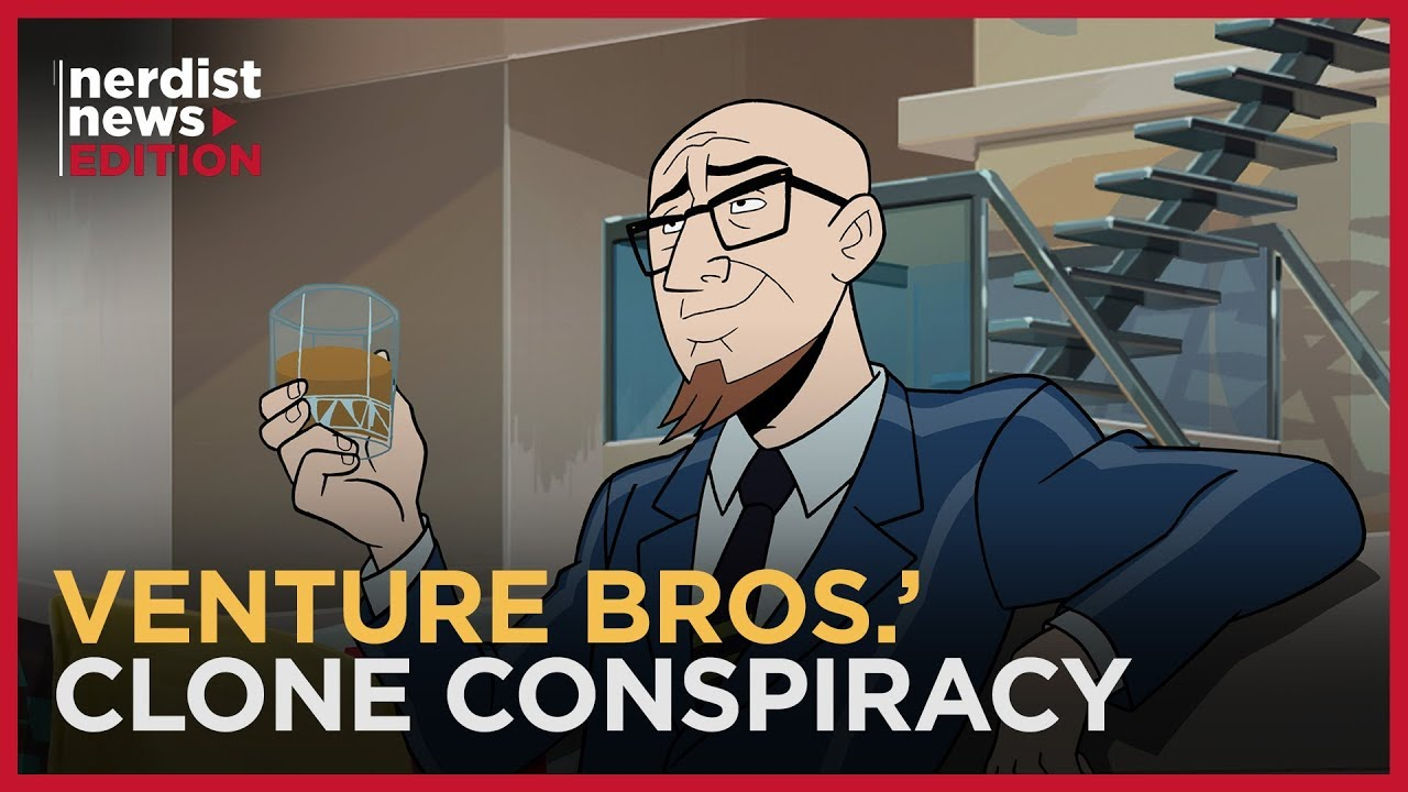 Venture Bros. canceled at Adult Swim  but the network still wants ...