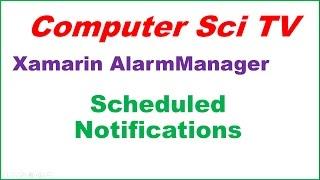 Alarmmanager