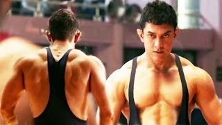 Download Aamir Khan Gym Bodybuilding Workout For DANGAL Movie 2016