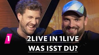 Baixar 2LIVE in 1LIVE - Was isst du? | 15/2 | Luke Mockridge & Ingmar Stadelmann