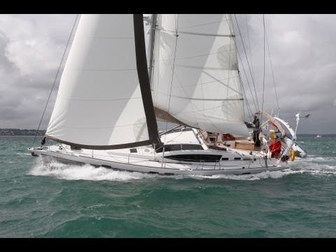 Allures 45. The ideal bluewater cruiser?