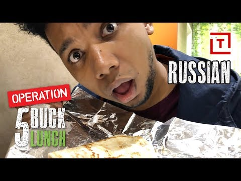 The Best Cheap Russian Food in NYC || Operation $5 Lunch