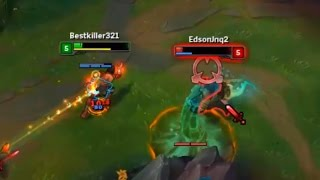 Repeat youtube video LoL Best Moments #98 Lee sin outplays illaoi (League of Legends)