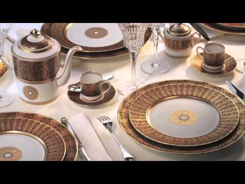 Les arts de la table l 39 excellence fran aise youtube - Les arts de la table ...